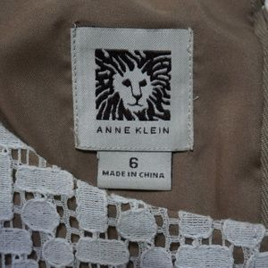 ANNE KLEIN Dresses - ANNE KLEIN Sleeveless Women's Casual Dress